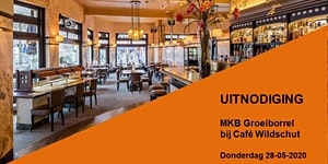 MKB Amsterdam Groeiborrel - mei 2020 - GEANNULEERD