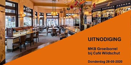 MKB Amsterdam Groeiborrel - mei 2020 - GEANNULEERD tickets