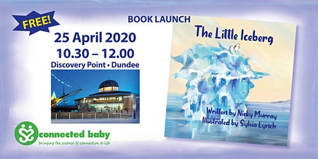 The Little Iceberg Book Launch tickets