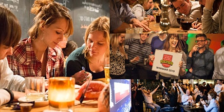 Pubquiz Competitie Wijk A04 Nieuwmarkt/ De Lastage tickets