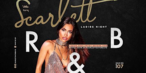 Scarlett R&B Ladies Night