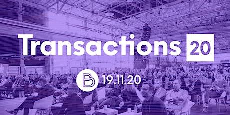 #TRX20 - Die Transactions 2020 Tickets