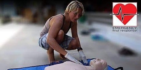 Emergency First Response (First Aid & CPR) tickets