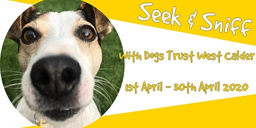 Seek and Sniff with Dogs Trust West Calder