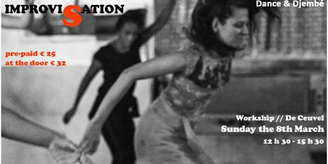 African Dance and Improvisation. Amsterdam tickets