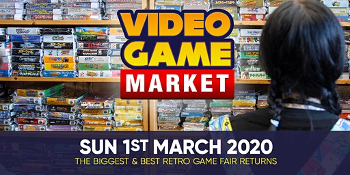 Video Game Market - Sunday 1st March 2020