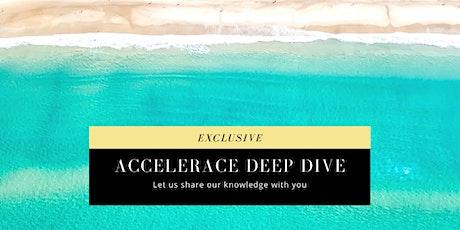Accelerace Deep Dive tickets