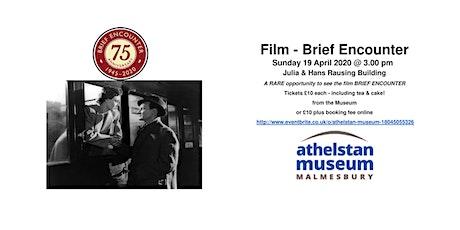 Film - Brief Encounter tickets