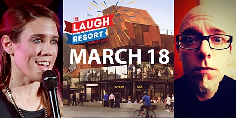 The Laugh Resort Comedy Club March 2020 tickets