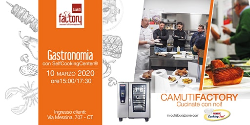 COOKING LIVE CATANIA con RATIONAL
