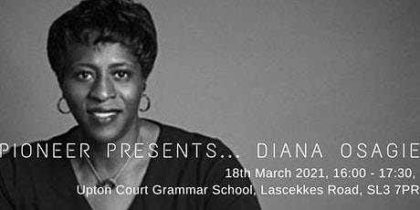 Pioneer Presents... Diana Osagie tickets