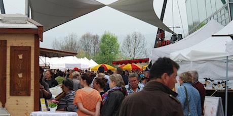 """Großer Frühjahrsmarkt bei WEKO in Rosenheim """"park&art"""" 2020 Tickets"""