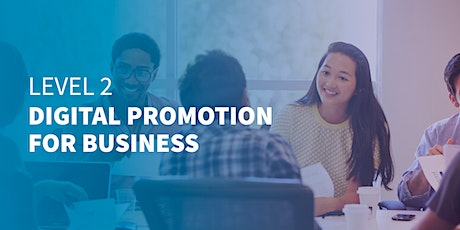 Digital Promotion for Business, Cambridge tickets