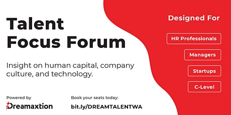 Assessment 4.0: How To Spot Toxic People & Fix Toxic Culture with Technology [Talent Focus Forum] tickets