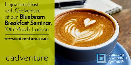 Bluebeam Breakfast Seminar tickets