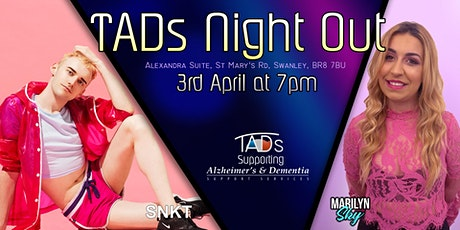 TADs Night Out tickets