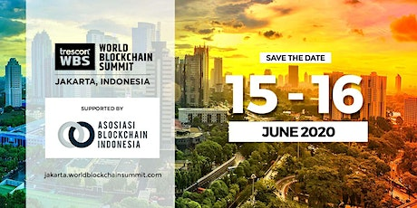 World Blockchain Summit - Jakarta 2020 tickets