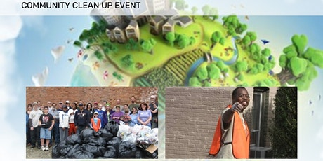 Love Our City Community Clean Up Event! tickets