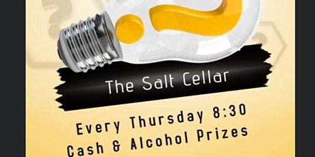 Quiz Night and More @The Salt Cellar tickets