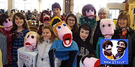 Puppet Making Workshop tickets