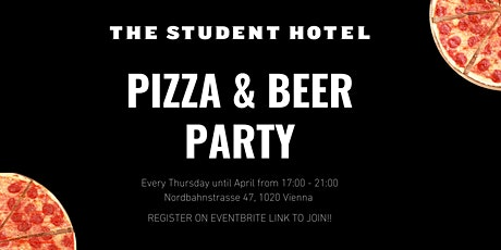 TSH Free Pizza & Beer Party Tickets