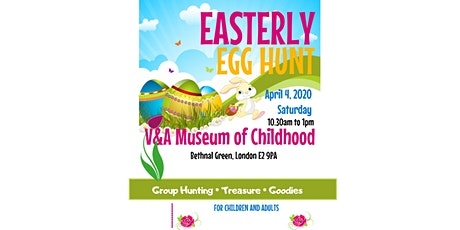 Easter-ly Egg Hunt Party tickets