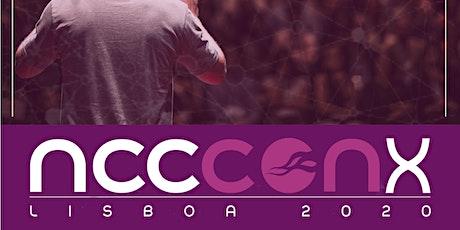 NCCConX Lisboa tickets