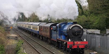 Easter Eggspress Dublin - Wicklow & Return - Train 1 -CANCELLED tickets