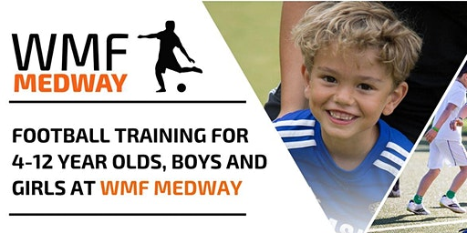 WMF Medway - Weekly Football Sessions.