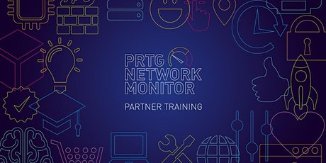PRTG Technical Training entradas
