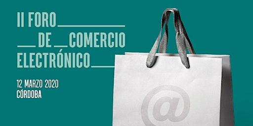 II FORO DE COMERCIO ELECTRONICO ECOMMERCE_CORDOBA