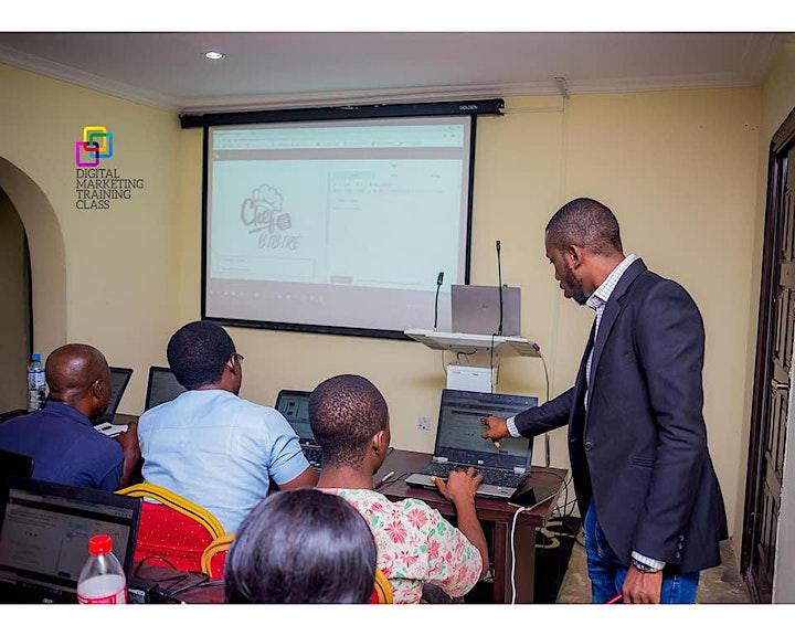 Digital Marketing Training Class (The 21st Edition) image