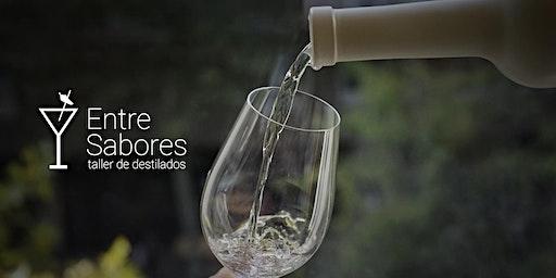 Taller de Destilados Entre Sabores: Cata de tequila.