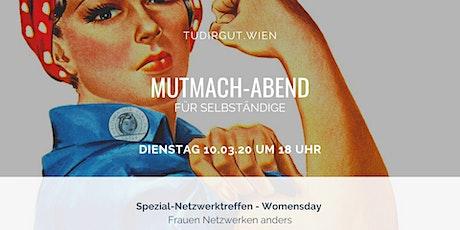 MUTmach-Abend | Flow. together. powerfull - Das Netzwerk Tickets