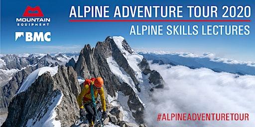 BMC Alpine Lecture 2020: Preston