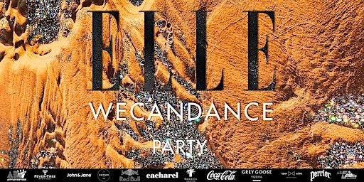 ELLE x WECANDANCE Party 2020 @Antwerp Bowling