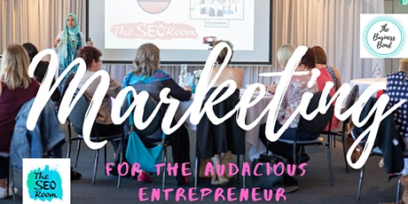 Marketing Planning for the Audacious Entrepreneur- Crisis Marketing  tickets