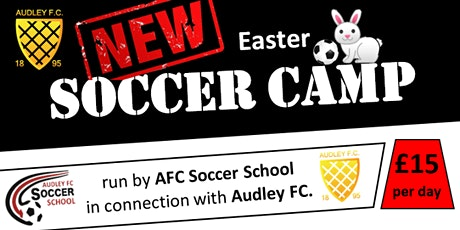 AFC Soccer Camp - Easter tickets