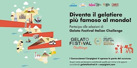 Gelato Festival Challenge 2020 biglietti