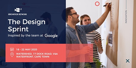 The Design Sprint | Inspired by Google | 5 Day Intensive Innovation Sprint tickets