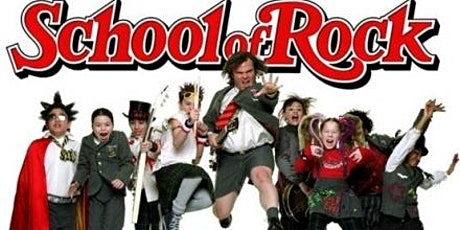 The Savoy Presents: School of Rock tickets
