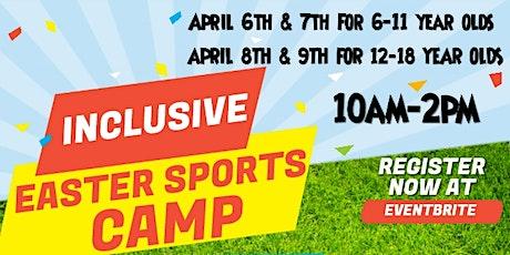 Inclusive Multi Sport Easter Camp tickets
