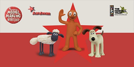 Postponed - Aardman Model Making Workshop -  Morph tickets
