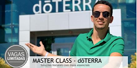 Master Class - dōTERRA com Mário H. Meireles