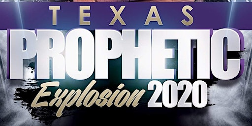 Prophetic Explosion Conference 2020