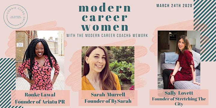 Modern Career Women image