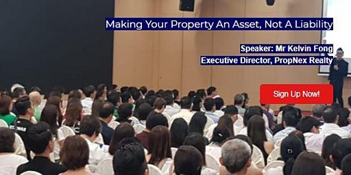 HOW TO MAKE YOUR ASSET A VALUE & NOT A LIABILITY!