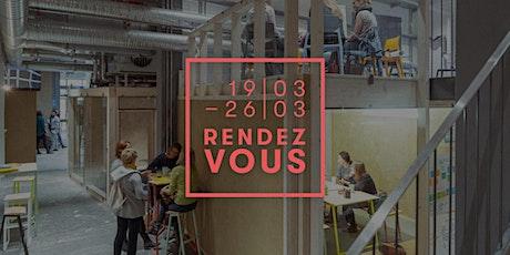 Neue Räume für neues Arbeiten Tickets