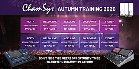 ChamSys Console Training - Sydney tickets