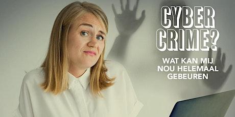 Cybercrime: Hoe veilig is uw bedrijf? tickets